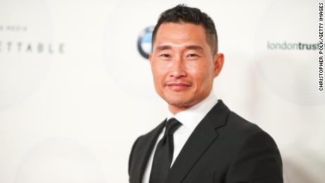 Daniel Dae Kim has had a long road to recovery. (Photo by Christopher Polk/Getty Images)