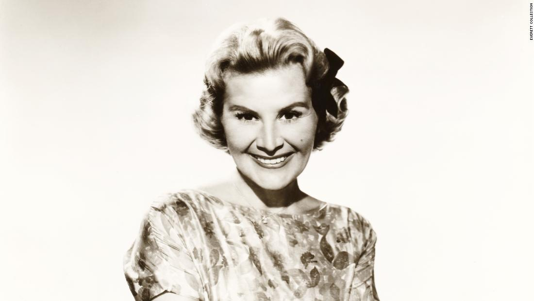 image of Showbiz legend Rose Marie dies at 94