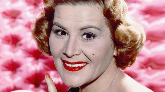 "Broadway and television actress Rose Marie, best known for her role as Sally Rogers on ""The Dick Van Dyke Show,"" died December 28, her publicist said, citing her family. She was 94."