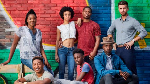 Lena Writhe executive produces this drama that weaves together intimate stories into a stunning portrait of Chicago's South Side.