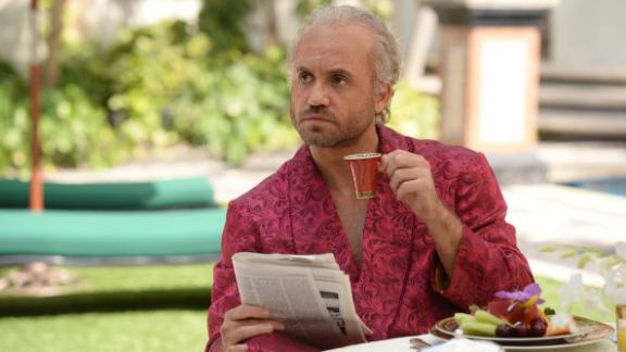 """The murder of famed fashion designer Gianni Versace takes center stage in the second installment of the """"American Crime Story"""" anthology. Like the O.J. Simpson-themed first installment, the new season explores the circumstances that made for a perfect storm of tragedy. But unlike its predecessor, there's fewer lawyers in ill-fitting suits."""