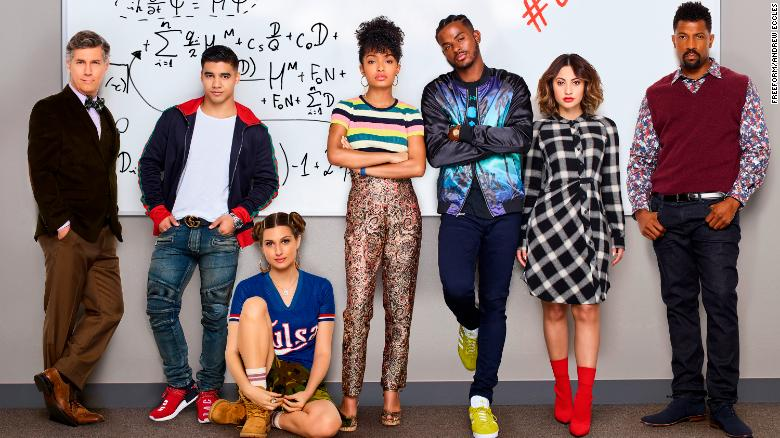 "Zoey (Yara Shahidi) is leaving the Johnson nest and headed to college in this ""black-ish"" spin-off that reminds you growing up is more than hard-ish."