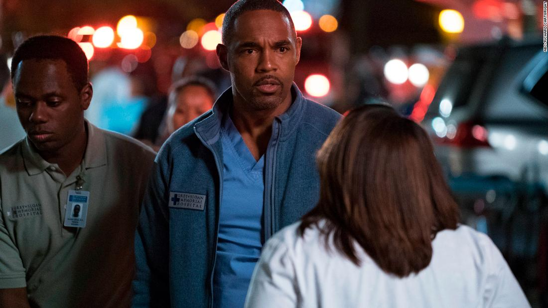 """Grey's Anatomy"" doctor Ben Warren (Jason George) segues into life as a firefighter in this still unnamed spin-off that also stars Jaina Lee Ortiz, Miguel Sandoval, and Grey Damon. The show, much like its mothership, will chronicle the day-to-day happenings at a firehouse in Seattle, complete with romantic entanglements, high drama and hopefully a punny title."