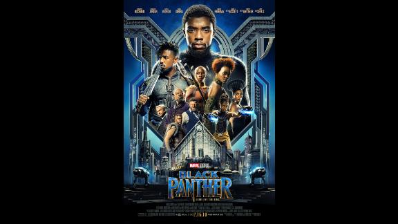 This Ryan Cooler-directed superhero flick follows T'Challa's (Chadwick Boseman) quest to take his rightful place as king of Wakanda. Michael B. Jordan, Lupita Nyong'o and Danai Gurira also star in the movie, which is sure to be king of the box office on its opening weekend.