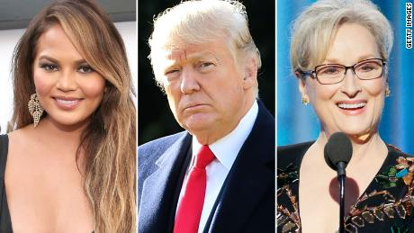9 celebrity feuds of 2017, starring Donald Trump