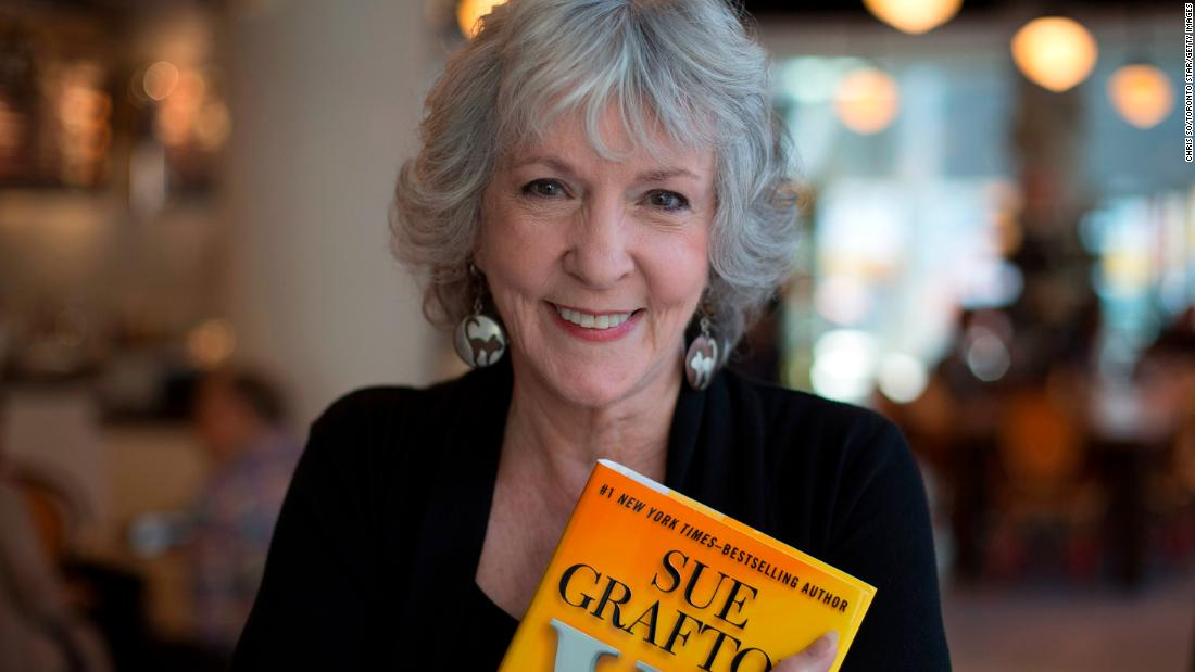 "<a href=""http://www.cnn.com/2017/12/29/entertainment/sue-grafton-obit/index.html"" target=""_blank"">Sue Grafton</a>, the mystery writer who penned best-selling novels with alphabet-based titles, starting with ""A Is for Alibi"" and ending with ""Y Is for Yesterday,"" died December 28 after a bout with cancer, her daughter, Jamie Clark, said in a social media post. Grafton was 77."