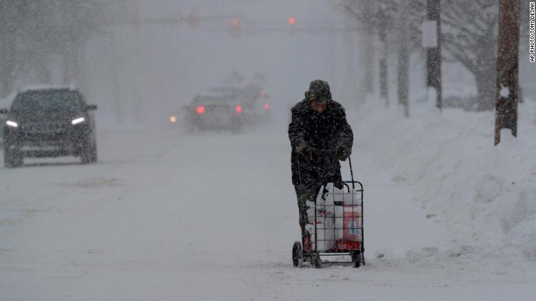 2018 brings record cold to much of US