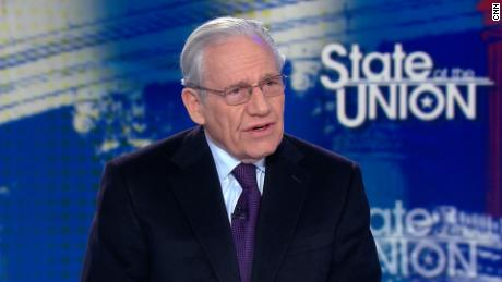 Trump irritated he wasn't interviewed by Woodward for upcoming book