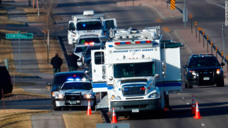 Colorado shooter had military background