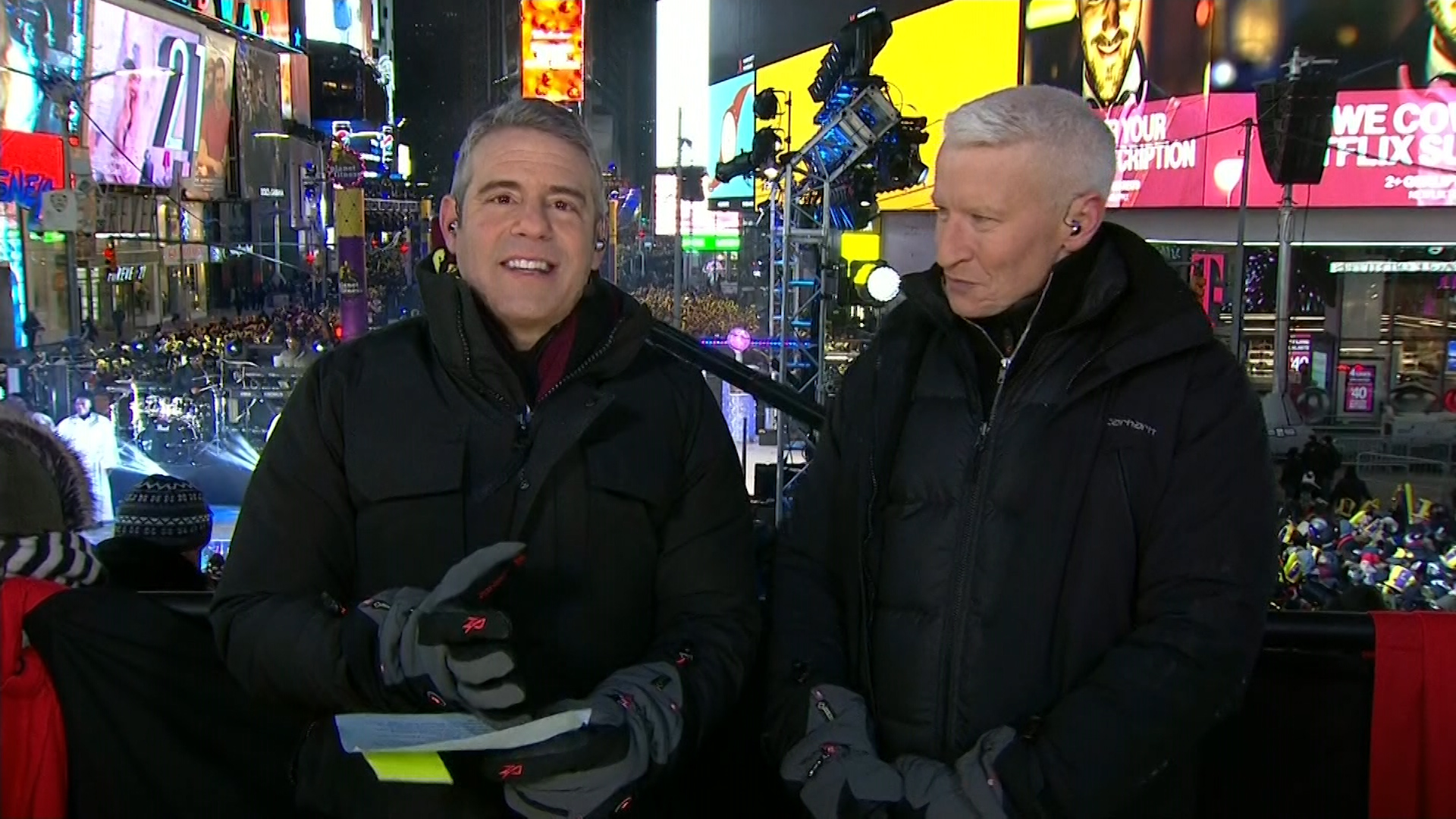 Andy cohen dating 2019 election