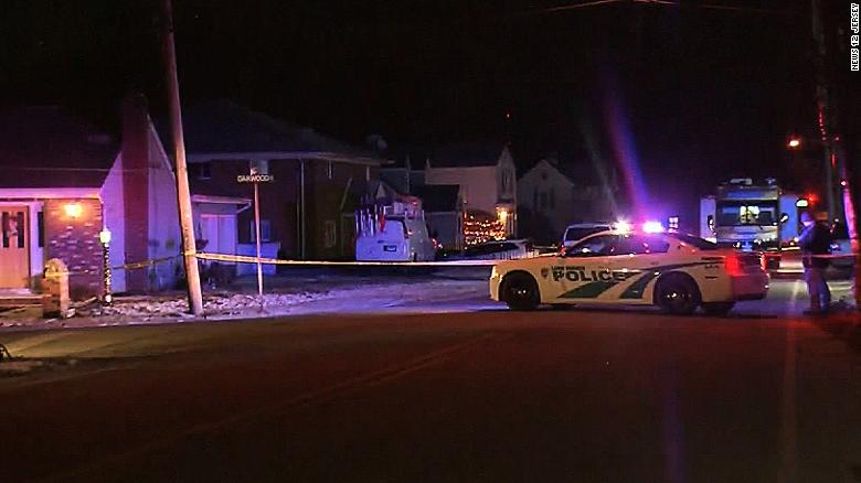 Police: Teen gunned down family on NYE