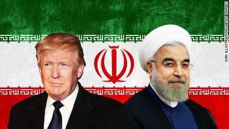 Trump teases Iran nuclear deal announcement