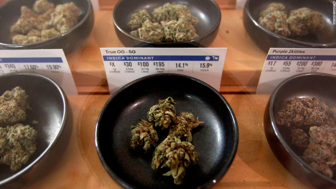 Marijuana legalization could help offset opioid epidemic, studies find – Trending Stuff