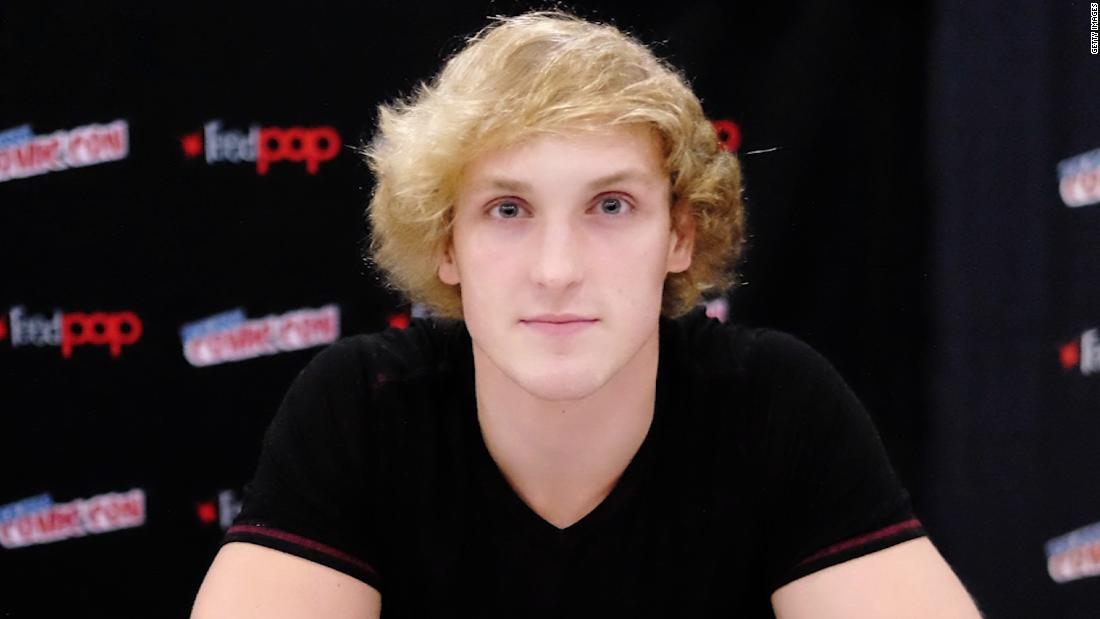 Who is logan paul youtube star wants to be the next big thing cnn youtube star wants to be the next big thing cnn solutioingenieria Images
