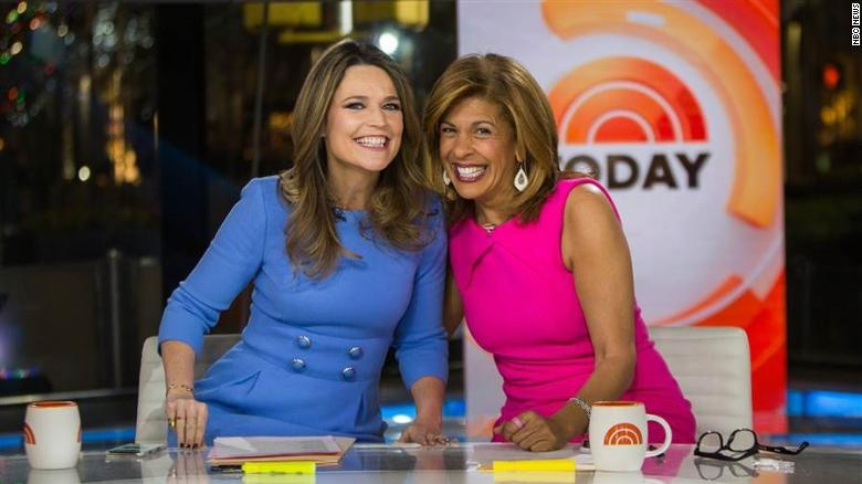 Hoda Kotb named co-host of NBC's 'Today'