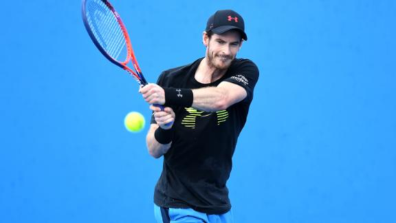 Murray has not competed since Wimbledon last summer