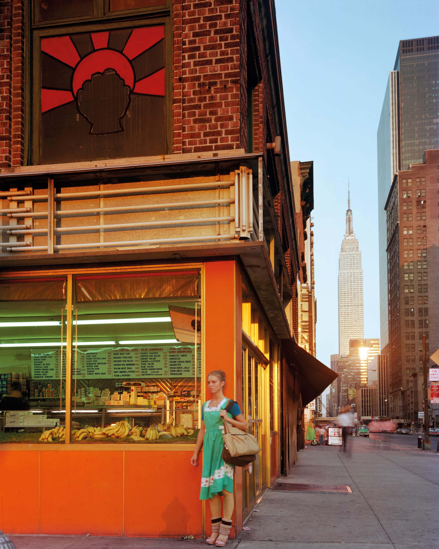 Street shots of Joel Meierowitz