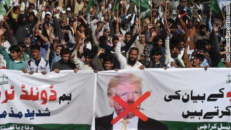Trump's unfair attack on Pakistan