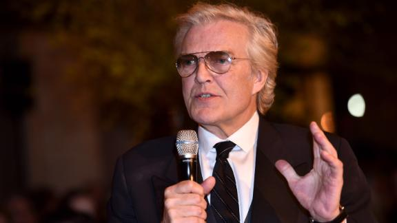Peter Martins at the New York City Ballet 2017 spring gala at the Lincoln Center.