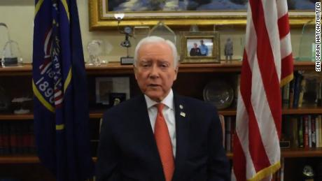 title: Senator Hatch Office - An announcement from Senator Orrin G. Hatch. #utpol duration: 11:13:47 site: Twitter author: null published: Wed Dec 31 1969 19:00:00 GMT-0500 (Eastern Daylight Time) intervention: yes description: null