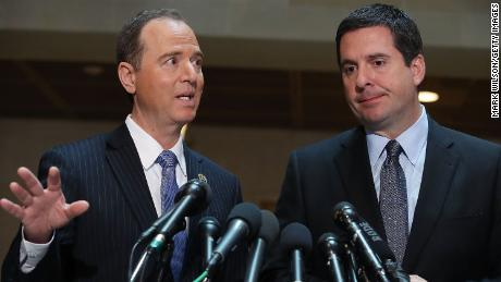 House Russia probe poised to break down along partisan lines