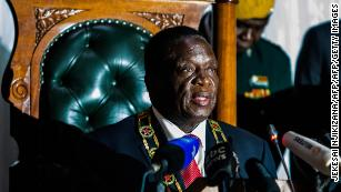 Zimbabwe applies to re-join Commonwealth, 15 years after leaving