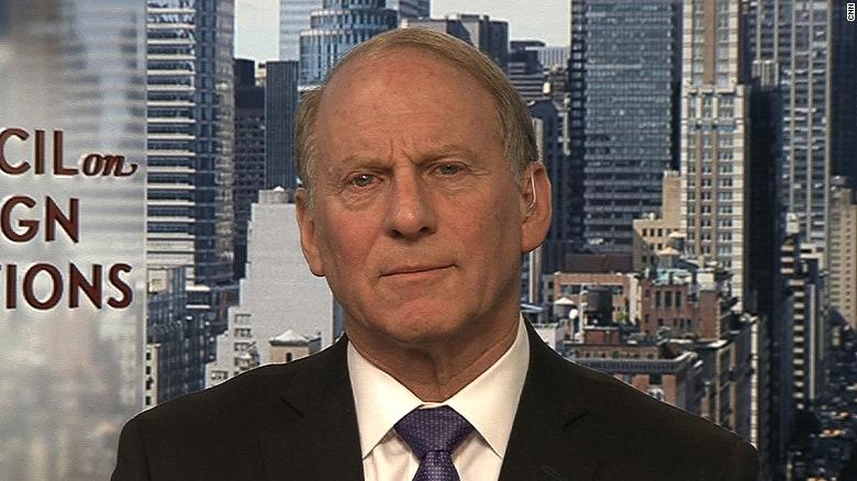 Haass: Trump misread benefits of US leadership