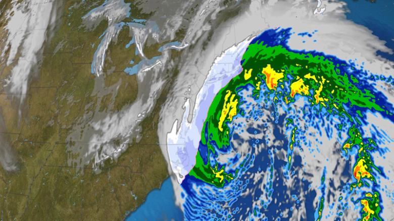 Just what exactly is a 'bomb cyclone'?