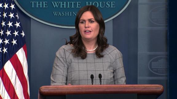 WH BRFG: BE CONCERNED W/MENTAL FITNESS OF KIM JONG UN - Sarah Sanders holds the White House press briefing