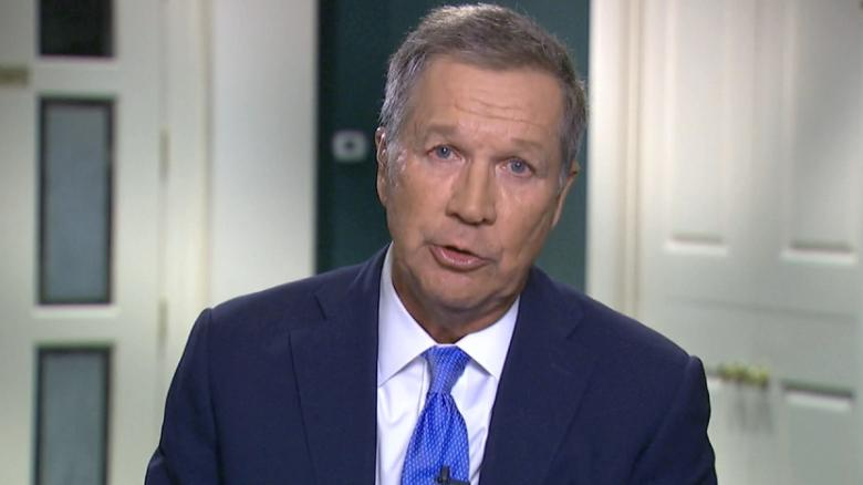 Kasich: Chaos and disruption circling WH