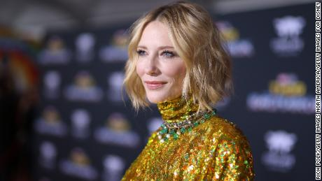 Cate Blanchett elected new president of the Cannes Film Festival jury.