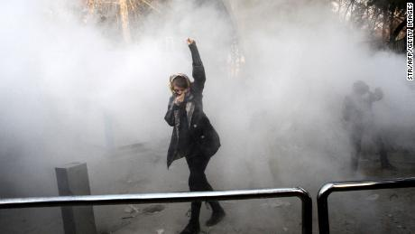 Protests die down, but the anger in Iran won't go away
