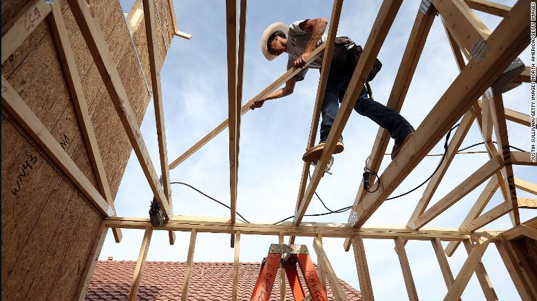 Why home builder stocks are getting crushed