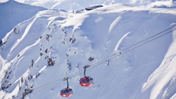 Ski safari: As well as the runs on the Hahnenkamm mountain, the ski region includes slopes on the Kitzbuheler Horn, as well as the interlinked areas of Jochberg, Resterhohe and Pass Thurn.