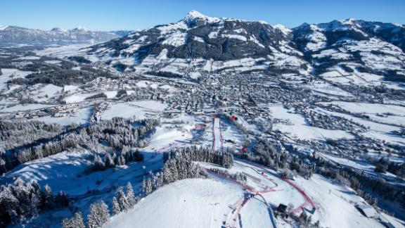 Sparkling gem: Kitzbuhel is a former silver mining town and a medieval jewel in the heart of Austria