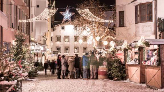 Street party: Kitzbuhel