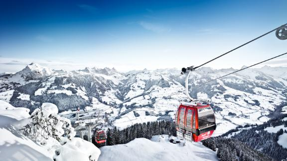 Tyrolean treasure: Kitzbuhel is the home of the infamous Hahnenkamm World Cup ski race every January, but the charming Austrian town offers much more than just a death-defying downhill.
