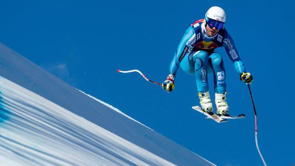 Nerves of steel: The Hahnenkamm race requires guts and a no-fear approach to tackle the Streif