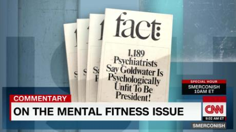 Comment: On the mental fitness issue