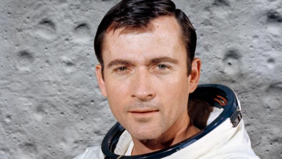 Former astronaut John Young, a NASA trailblazer whose six journeys into space included a walk on the moon and the first space shuttle flight, died January 5 after complications from pneumonia, NASA said. He was 87.
