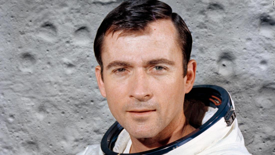 "Former astronaut <a href=""http://www.cnn.com/2018/01/06/us/john-young-obit/index.html"" target=""_blank"">John Young</a>, a NASA trailblazer whose six journeys into space included a walk on the moon and the first space shuttle flight, died January 5 after complications from pneumonia, NASA said. He was 87."