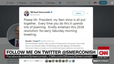 Please Mr. President: No early Saturday tweeting_00002526