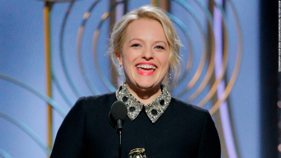 Elisabeth Moss wants to star in a Hallmark Christmas movie