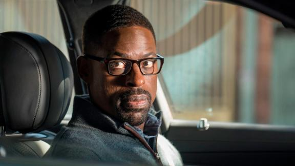 "Outstanding Performance by a Male Actor in a Drama Series: Sterling K. Brown in ""This Is Us"""