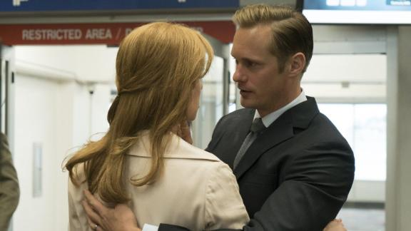 "Outstanding Performance by a Male Actor in a Television Movie or Miniseries: Alexander Skarsgard in ""Big Little Lies"""