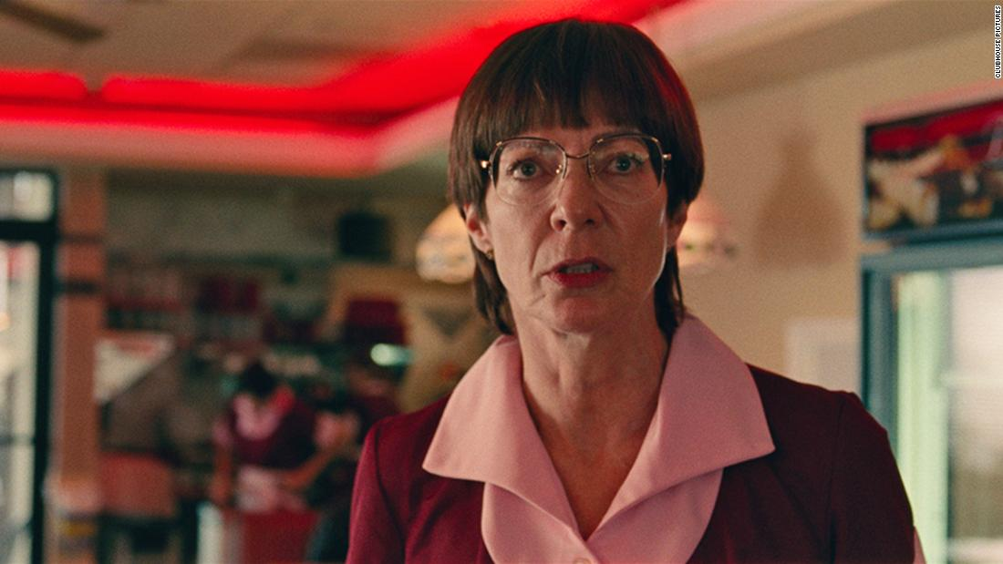 "Outstanding Performance by a Female Actor in a Supporting Role: Allison Janney in ""I, Tonya"""
