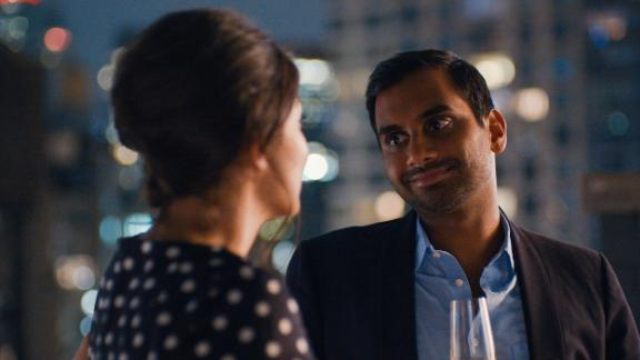"Best actor in a television series -- musical or comedy: Aziz Ansari, ""Master of None"""