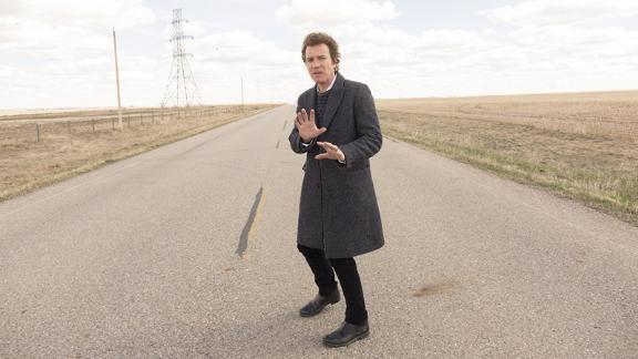"Best actor in a miniseries or television film: Ewan McGregor, ""Fargo"""