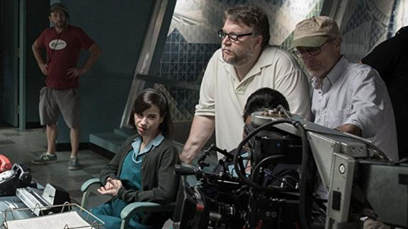 "Best director: Guillermo del Toro, ""The Shape of Water"""