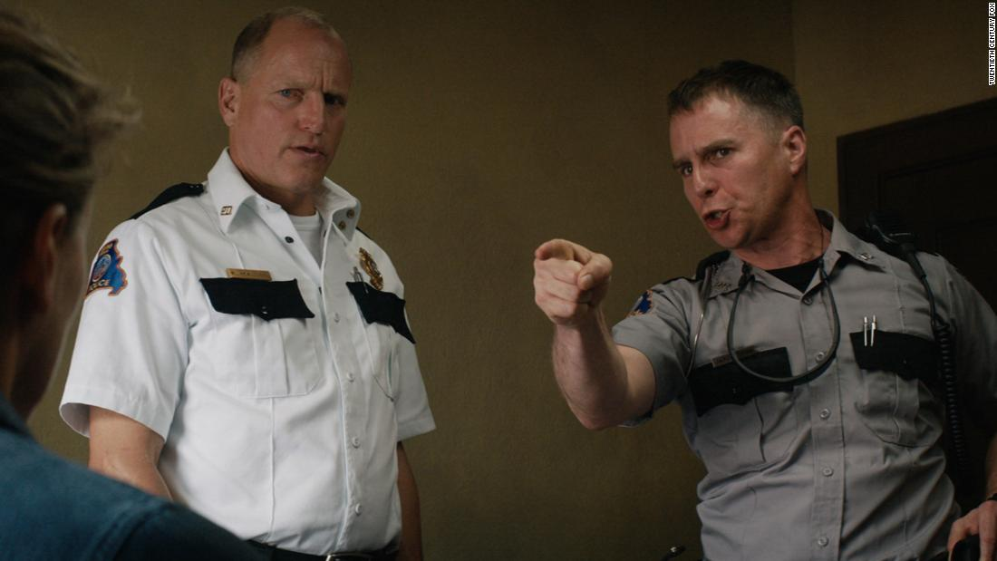 "<strong>Best screenplay:</strong> Martin McDonagh, ""Three Billboards Outside Ebbing, Missouri"""
